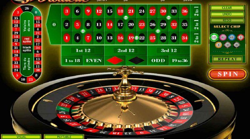 Roulette Online เกมคาสิโน