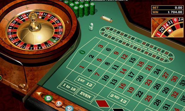Roulette Online เกมพนัน